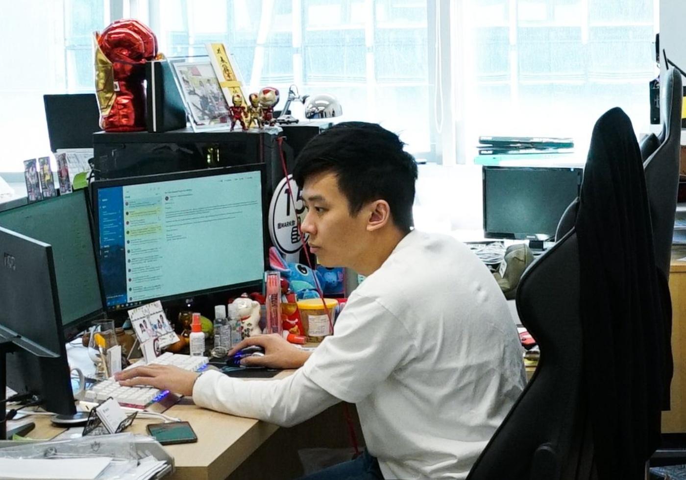 Patrick Tu