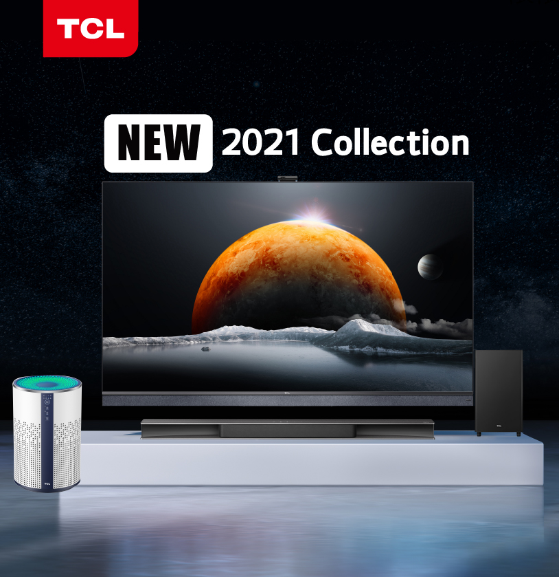 Enjoy Up to 40% Off on TCL Smart TV series