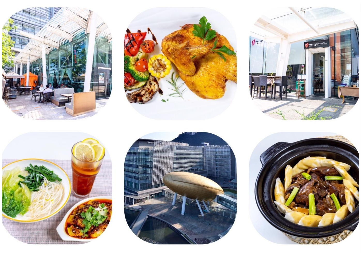 Exclusive Takeaway Offers from Designated Hong Kong Science Park Dining Outlets
