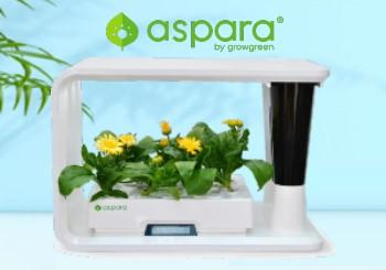 SPARK會員專享高達7折aspara 智能水耕機優惠